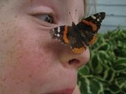 A winged friend?